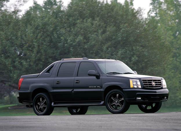 2002 Cadillac Escalade EXTm concept