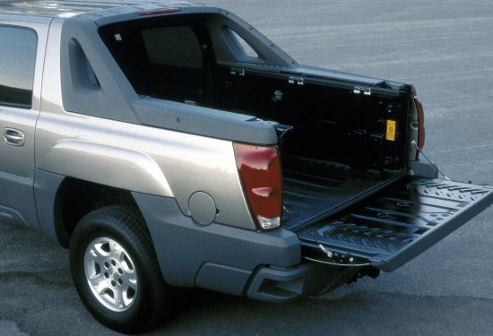 Image  2002 Chevrolet Avalanche Bed  Size  550 X 375  Type