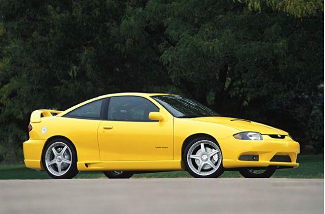 2002 Chevrolet Cavalier 2.2 Sport Turbo concept