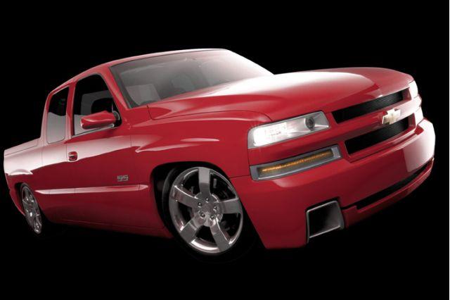 2002 Chevrolet SST concept