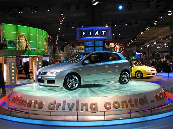 2002 Fiat Stilo