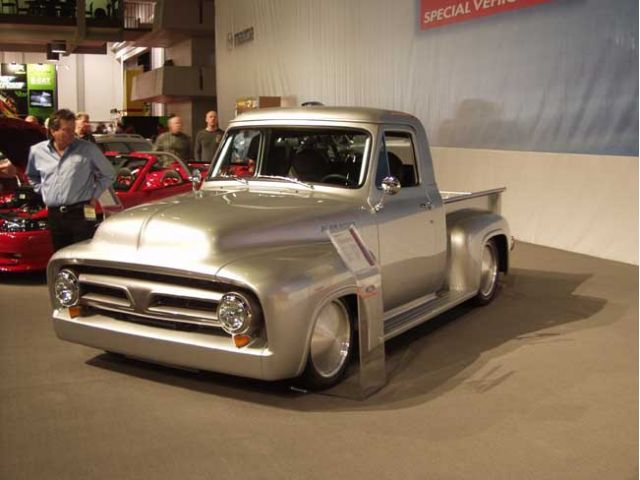 2002 Ford FR100 concept