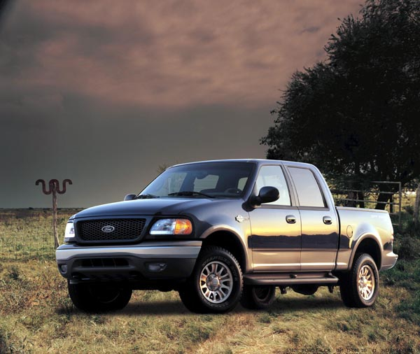 2002 Ford King Ranch F-150 SuperCrew