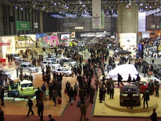 2002 Geneva Motor Show