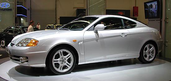 2002 Hyundai Tiburon