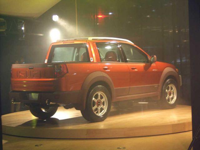 2002 Isuzu XST concept