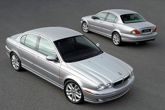 2002 Jaguar X-Type