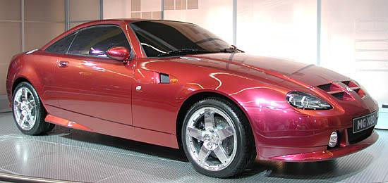 2002 MG X80