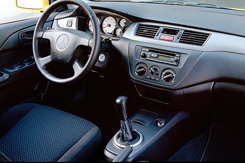 2002 Mitsubishi Lancer LS