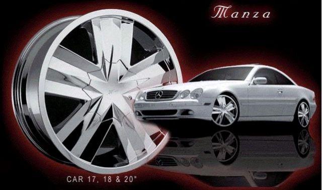 2002 Mizati Luxury Alloy