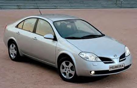 2002 Nissan Primera