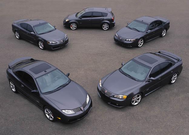 2002 Pontiac GXP Concepts