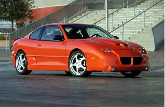 2002 Pontiac Sunfire American Tuner concept