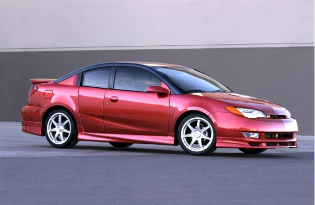 2002 Saturn ION EFX concept
