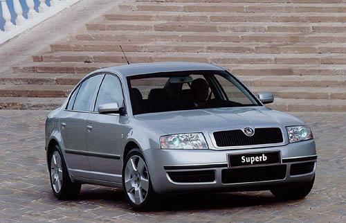 2002 Skoda Superb