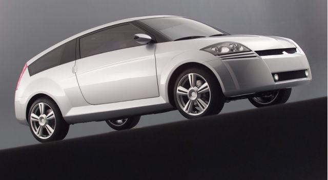 2002 Toyota CCX concept