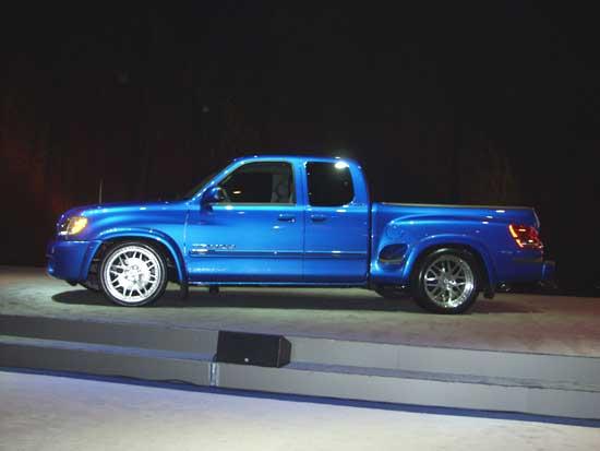 2002 Toyota Tundra Stepside concept