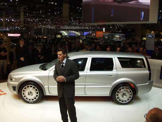 2002 Volvo Adventure Car concept