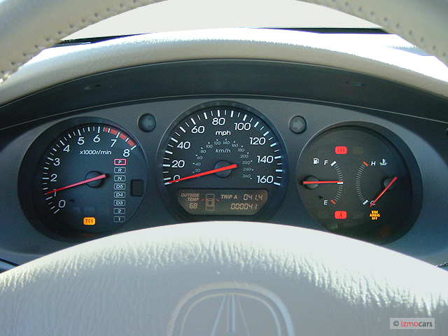Image: 2003 Acura CL 2-door Coupe 3.2L Instrument Cluster, size: 640 x 480, type: gif, posted on ...