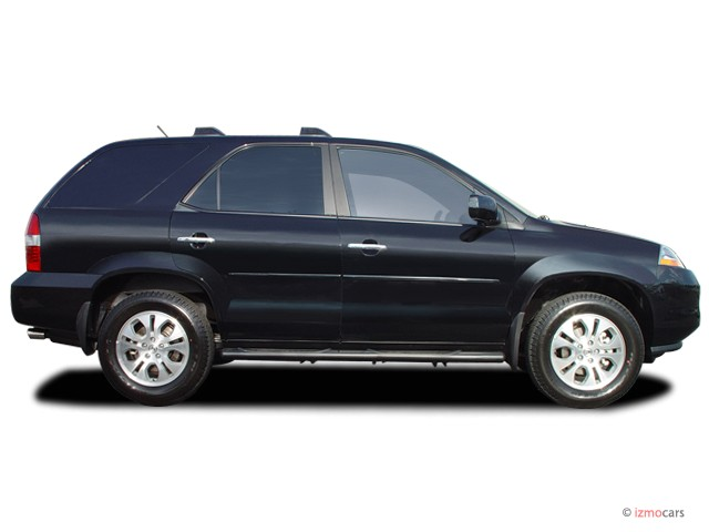 image 2003 acura mdx 4 door suv touring pkg side exterior view size 640 x 480 type gif. Black Bedroom Furniture Sets. Home Design Ideas