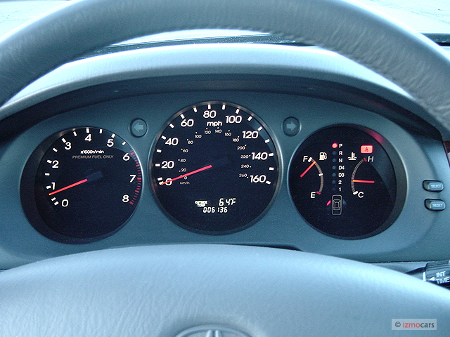 Used Acura Tl >> Image: 2003 Acura RL 4-door Sedan Instrument Cluster, size: 640 x 480, type: gif, posted on ...