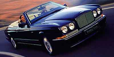 2003 Bentley Azure Mulliner