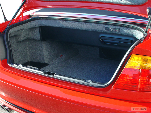 Image 2003 Bmw 3 Series 330ci 2 Door Convertible Trunk Size 640 X 480 Type Gif Posted On