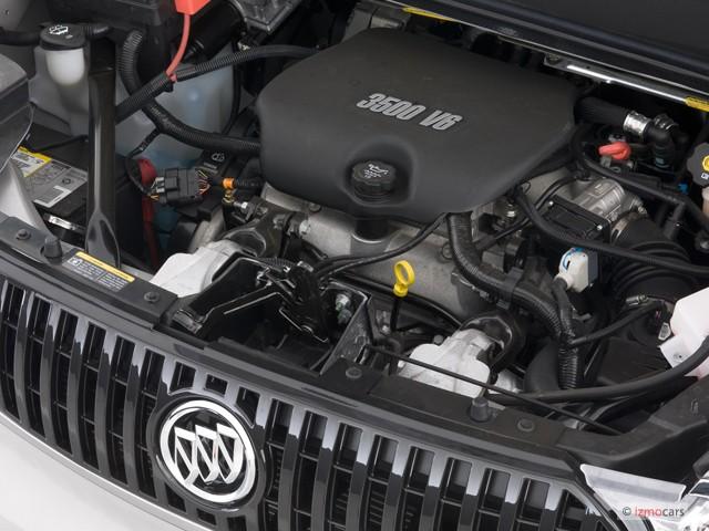 Image: 2007 Buick Rendezvous FWD 4-door CX *Ltd Avail
