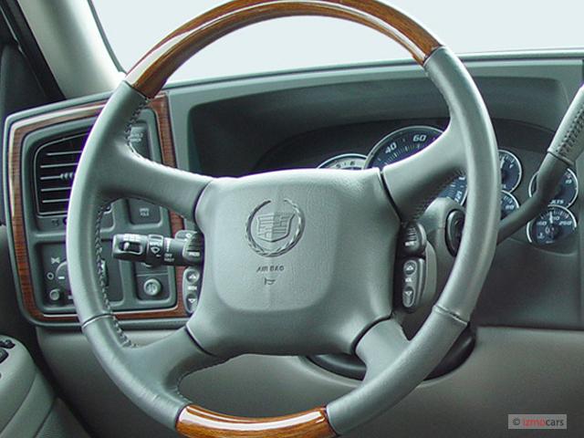 Image: 2003 Cadillac Escalade EXT 4-door AWD Steering ...