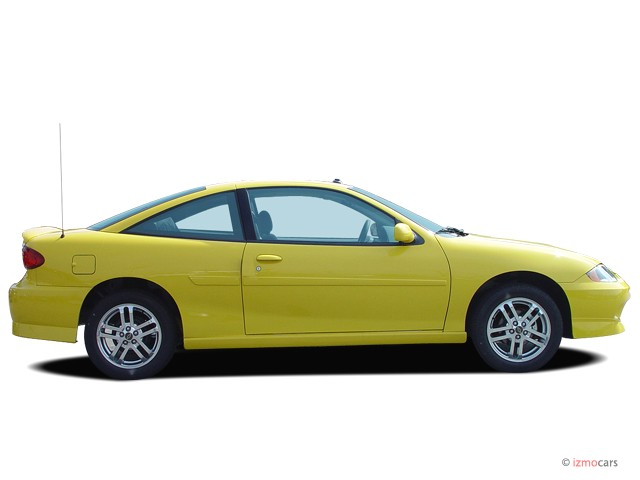Image 2005 Chevrolet Cavalier 2 Door Coupe Ls Sport Side