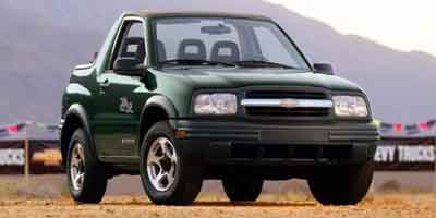2003 Chevrolet Tracker ZR2