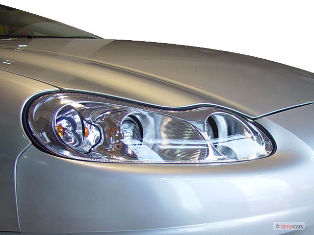 Image 2003 chrysler concorde 4 door sedan lx headlight for A123 service honda civic