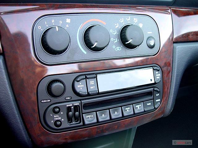 image 2003 chrysler sebring 2 door convertible lxi. Black Bedroom Furniture Sets. Home Design Ideas