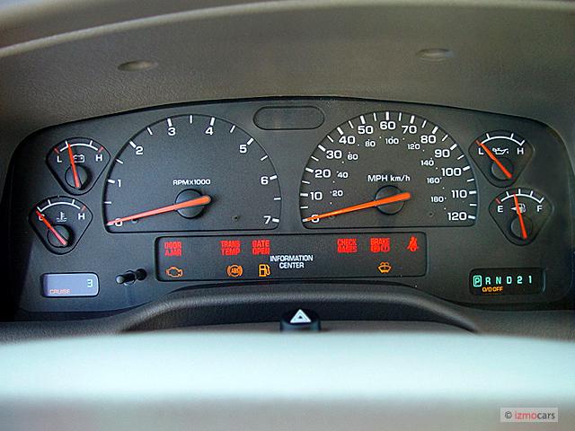 [Instrument Cluster Repair 2003 Dodge Durango] - Image ...