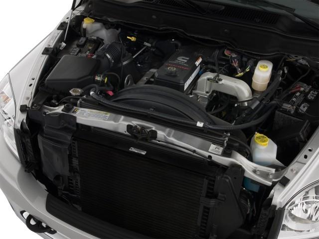 Image 2008 Dodge Ram 2500 4wd Mega Cab 160 5 Sxt Engine