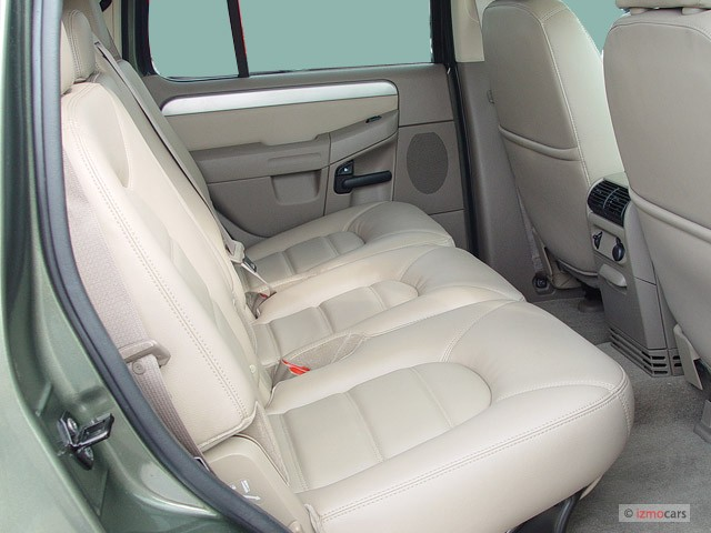 "2003 Ford Explorer 4-door 114"" WB 4.0L XLT Rear Seats"