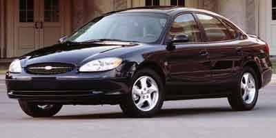 2003 Ford Taurus SES Standard