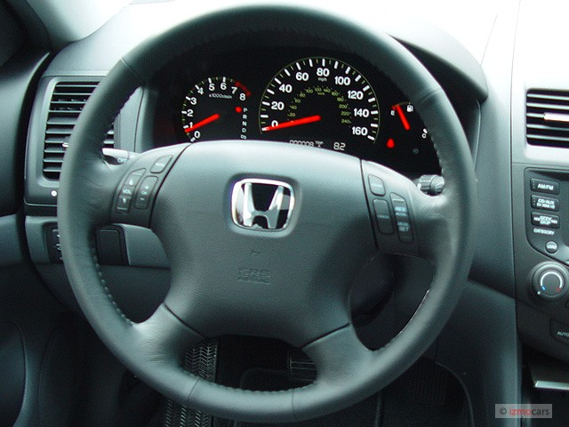 Image 2005 Honda Accord Sedan Ex At Steering Wheel Size