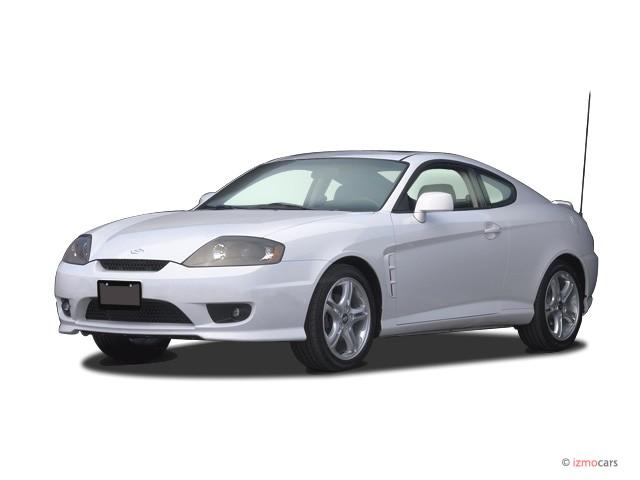 2006 Hyundai Tiburon Review Ratings Specs Prices And