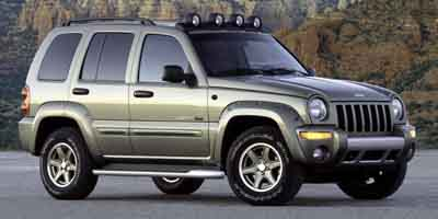2002-2003 Jeep Liberty Airbags Fire At Random, NHTSA Investigates