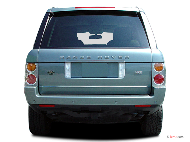 image 2003 land rover range rover 4 door wagon hse rear exterior view size 640 x 480 type. Black Bedroom Furniture Sets. Home Design Ideas