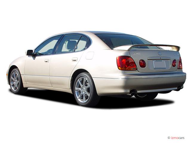 image 2003 lexus gs 430 4 door sedan angular rear exterior view size 640 x 480 type gif. Black Bedroom Furniture Sets. Home Design Ideas
