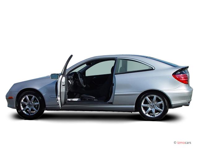 image 2003 mercedes benz c class 2 door sport coupe 3 2l