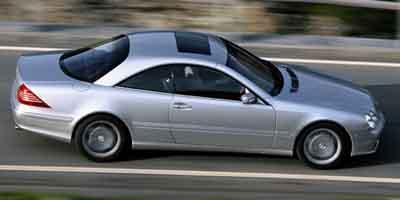 2003 Mercedes Benz CL Class 5.0L