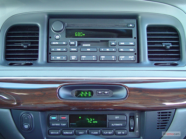 2001 Mercury Grand Marquis Car Radio Wiring Guide Motobild