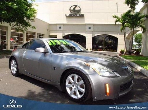 2003 Nissan 350Z used car