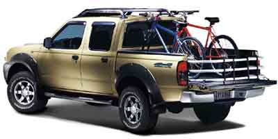 2003 Nissan Frontier 2WD XE