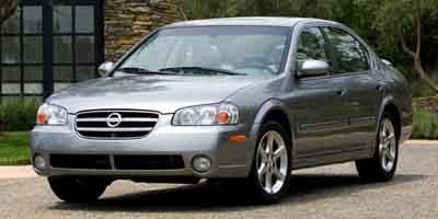2003 Nissan Maxima GXE