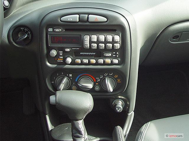 Image 2003 Pontiac Grand Am 4 Door Sedan Gt1 Instrument Panel Size 640 X 480 Type Gif