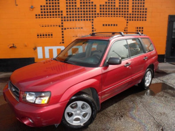 2003 Subaru Forester used car